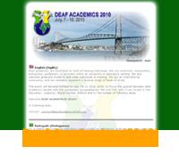 deafacademics